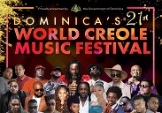 World Creole Music Festival 2019 - Night 1