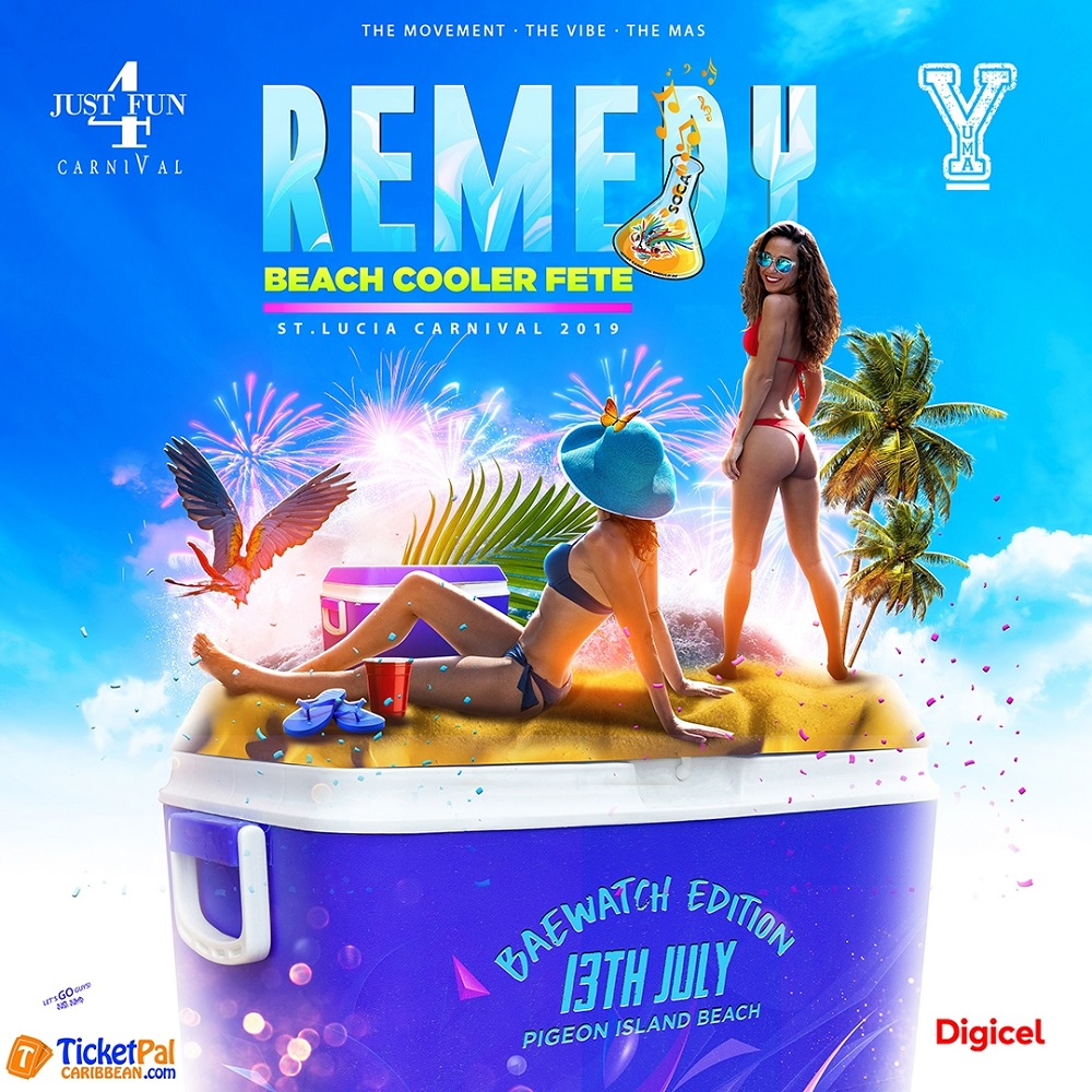 Remedy Beach Cooler Fete