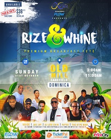 Rize & Whine