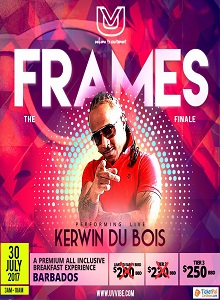 UV Frames-The Finale - First in Line