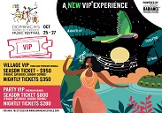 Village VIP - SEASON PASS (World Creole Music Festival 2019) - First In Line