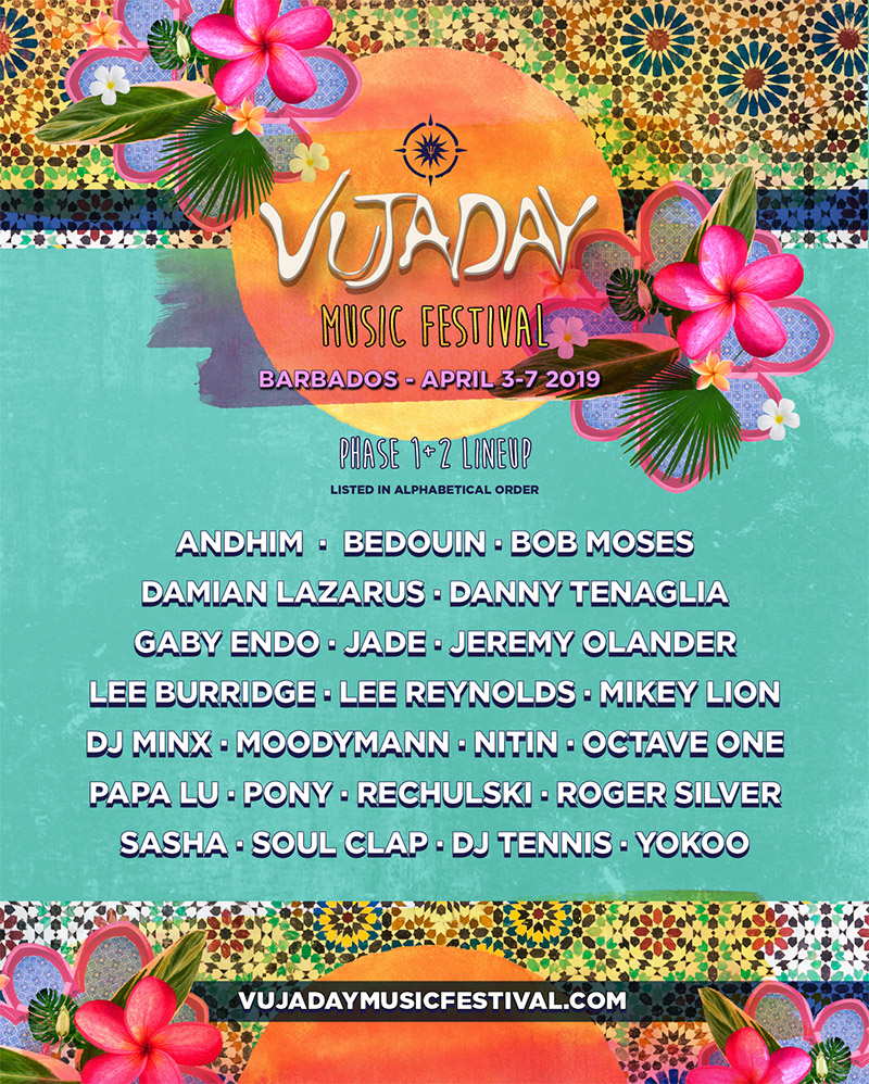 Vujaday Music Festival 2019 - Day 1