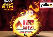Yello Int'l Bashment Soca Monarch Competition & Beach Party