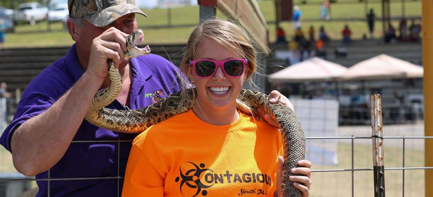 Opp Rattlesnake Rodeo 2020 - March 28-29