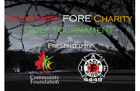 Maple Ridge Community Foundation - Community FORE Charity