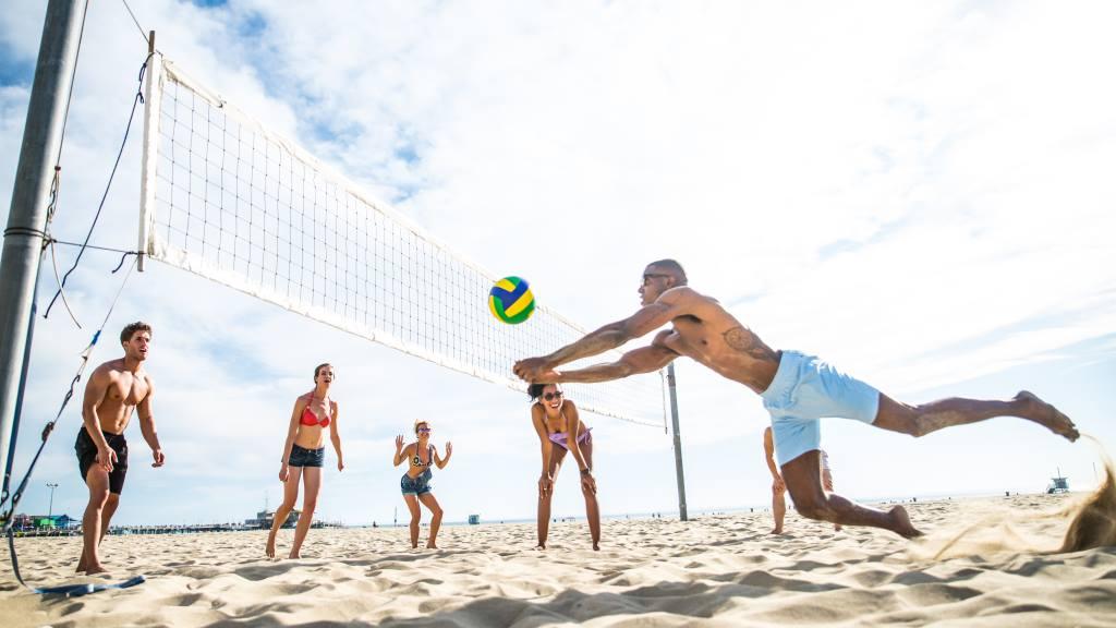 Xanadu Beach Volleyball