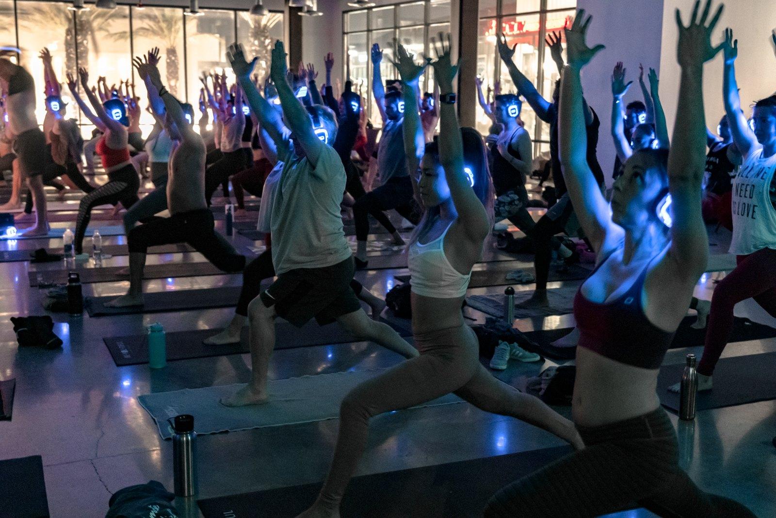 Yoga Social July