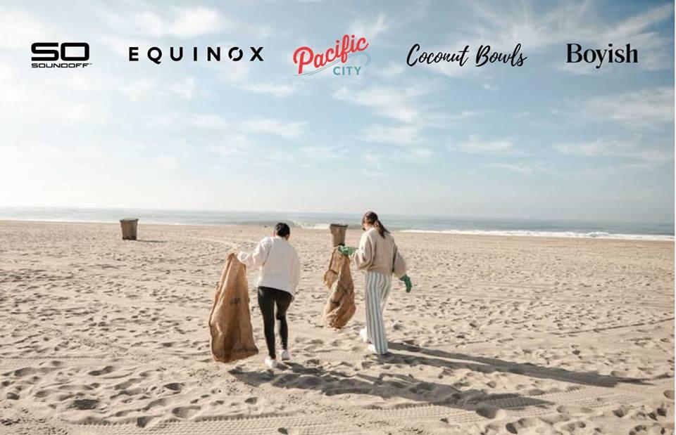 Earth Day Xanadu Coastal Cleanup