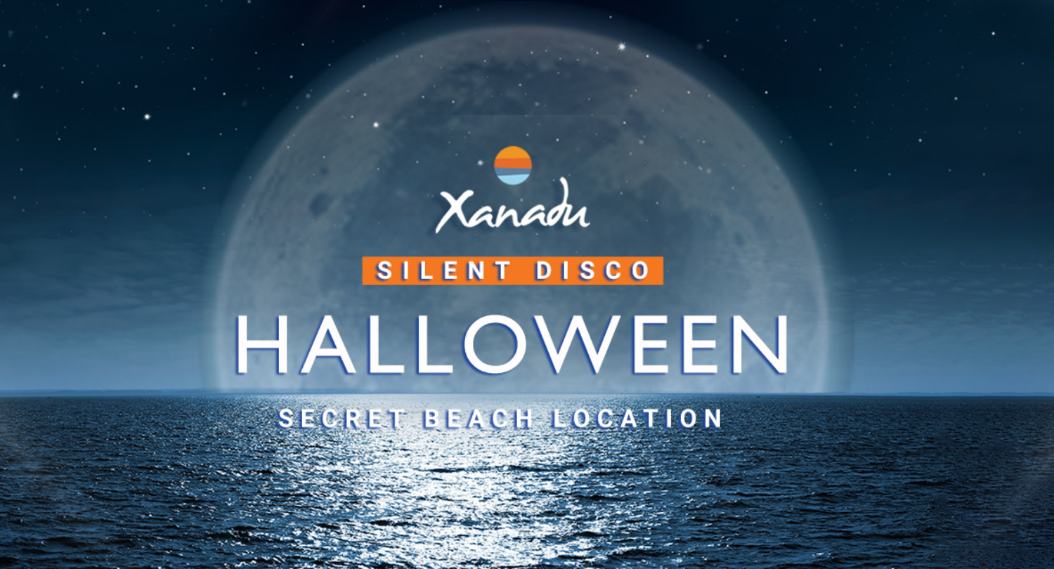 Sunset Silent Disco October 30th