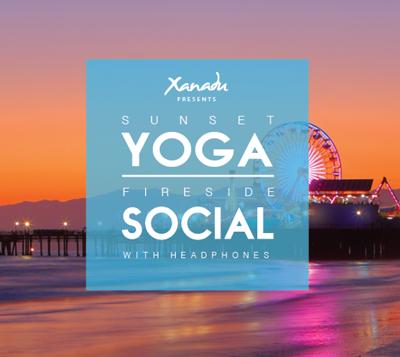 Yoga Social Santa Monica May