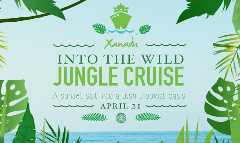 Into the Wild - Jungle Cruise