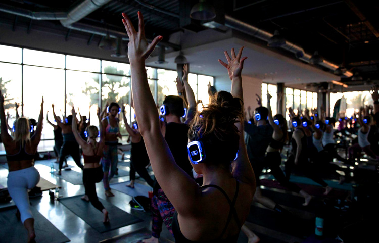 Yoga Social and Swim Club - West Hollywood