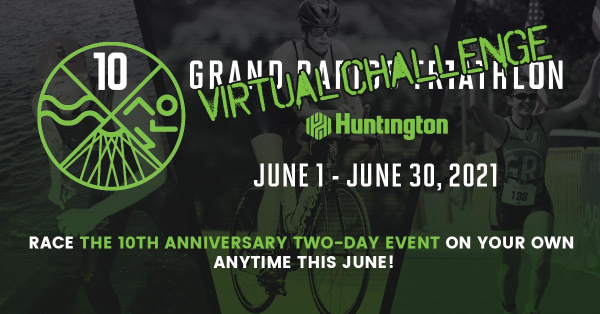 Grand Rapids Virtual Triathlon