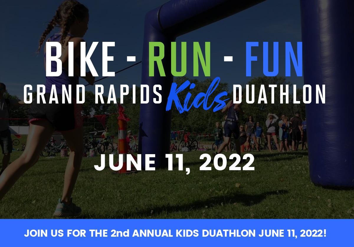 Grand Rapids Kids Duathlon 2022