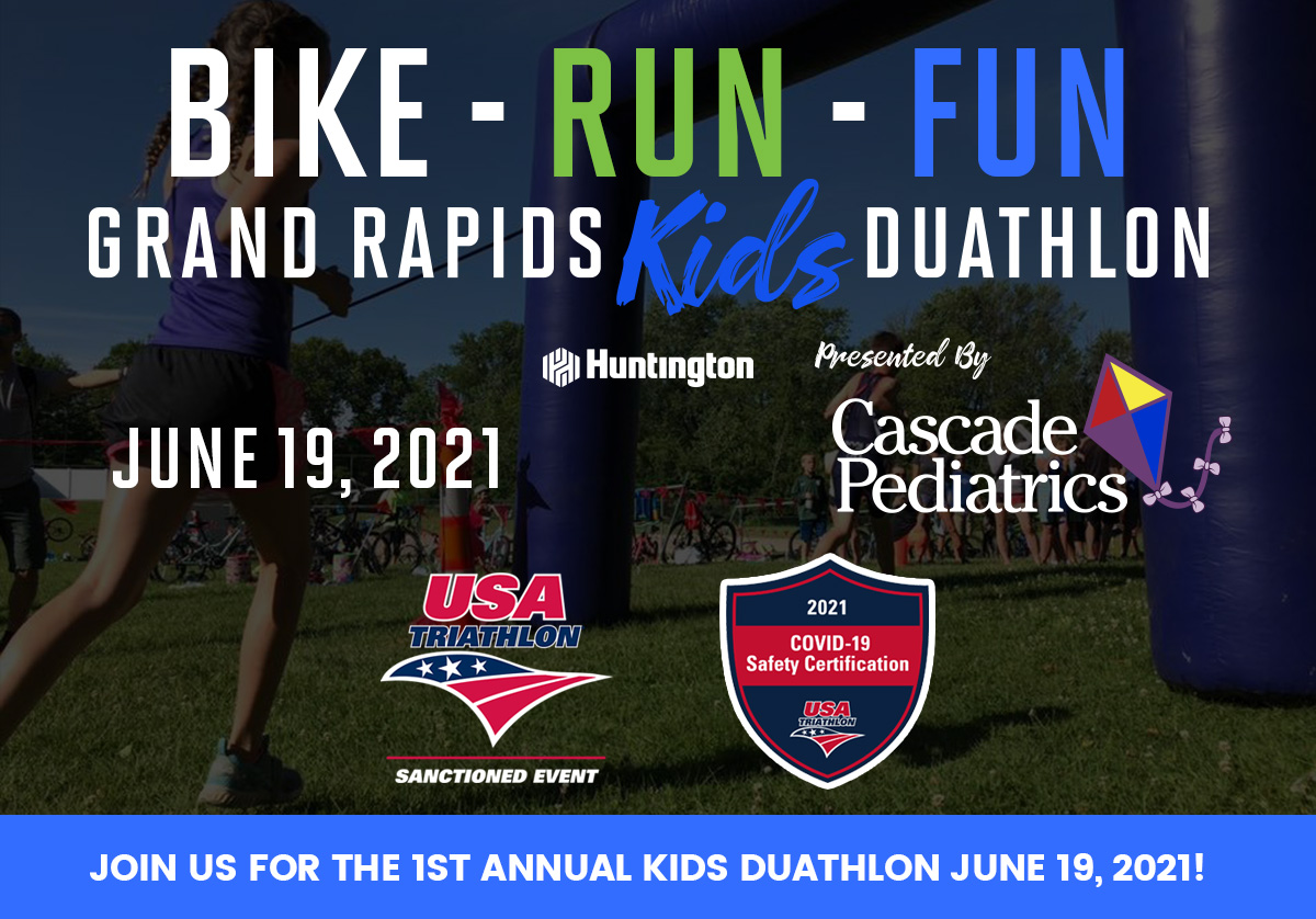Grand Rapids Kids Duathlon