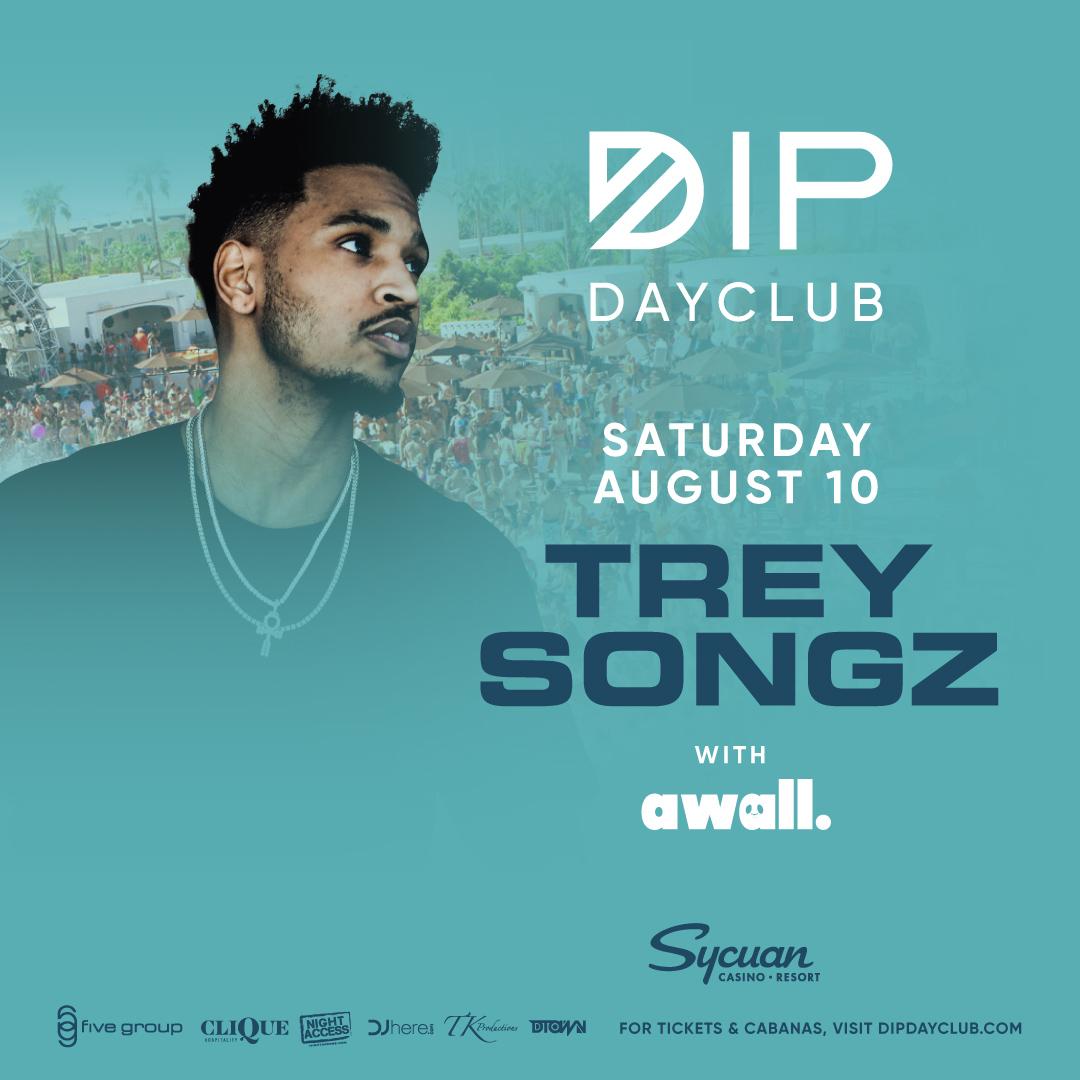 Saturday August 10th w/ Trey Songz