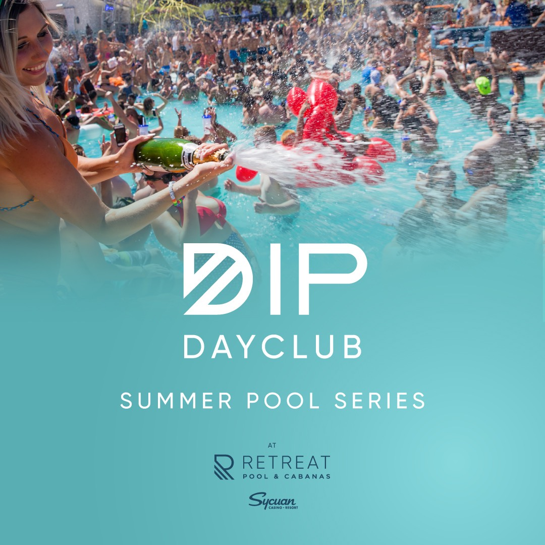 Dip Day Club Saturday July 25th w/ Artist To Be Announced!