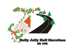 Holly Jolly Half Marathon 5k 10k
