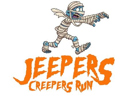 Jeepers Creepers Half Marathon 5k 10k 2019
