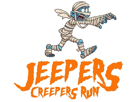 Jeepers Creepers half marathon 2021