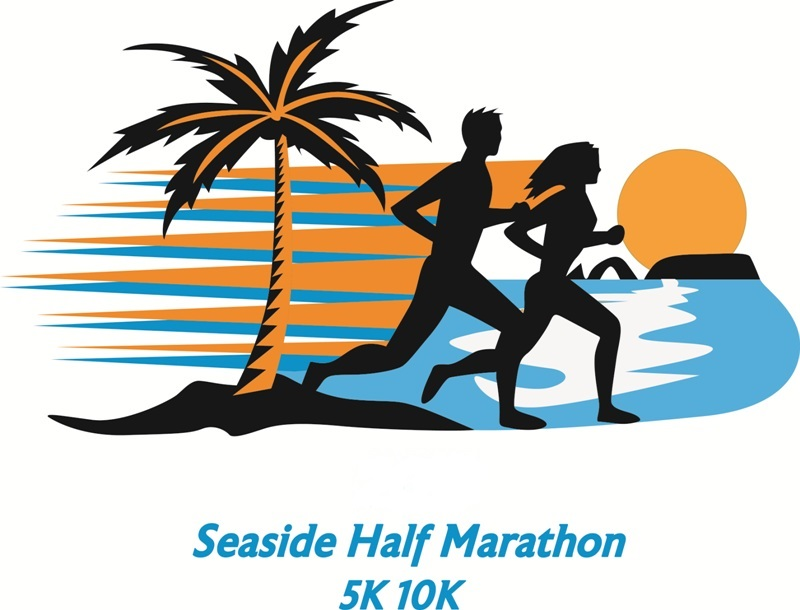 Seaside Marathon Half 5k 10k 2019