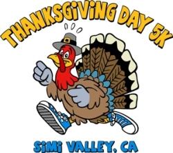 Thanksgiving Day 5k 2019