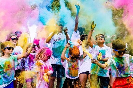 Berlin Color Fun Run & 5K