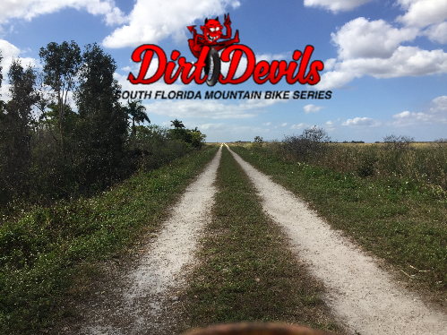 Dirt Devils Mountain Bike Series - Devil's Levee