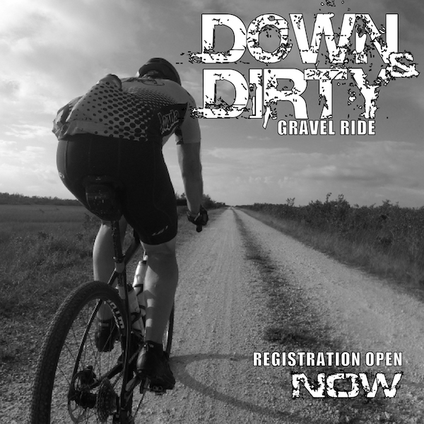 Down and Dirty Gravel Ride