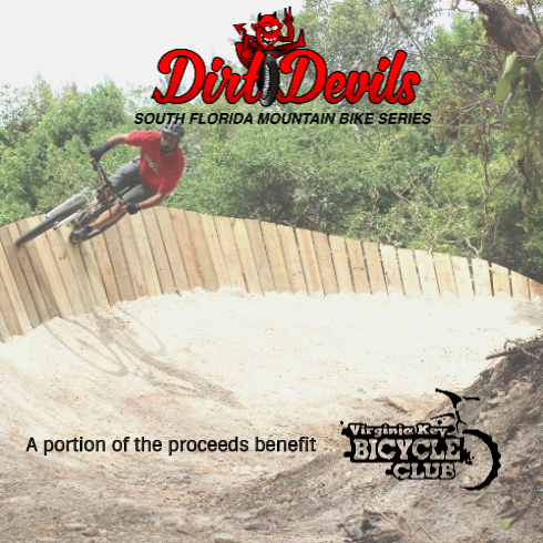 Dirt Devils Mountain Bike Series - Race like the Devil