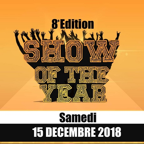 SHOW OF THE YEAR 2018