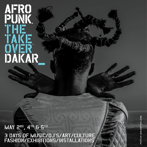 AFROPUNK THE TAKEOVER DAKAR