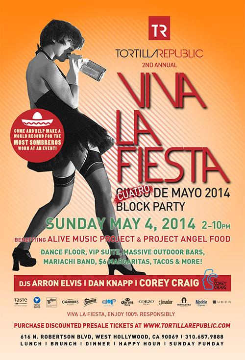 Viva La Fiesta | Grande Cinco De Mayo Party