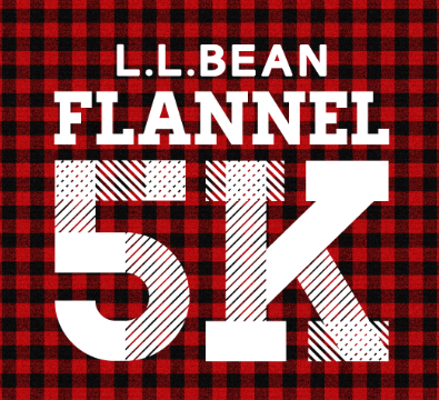 L.L.Bean Flannel 5K – Freeport - 2018