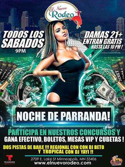 Oct 13 - Tres DJ's en escena… dos pistas de baile ! Damas 21+ entran gratis