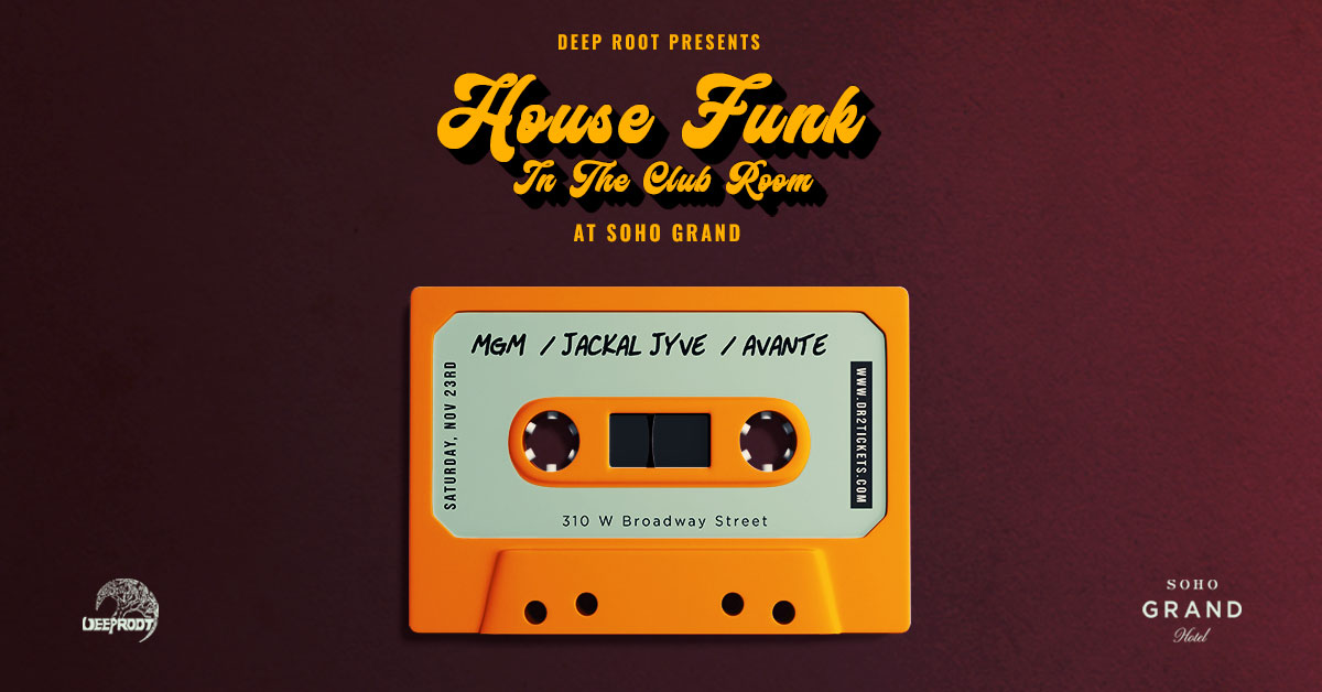 House Funk In The Club Room