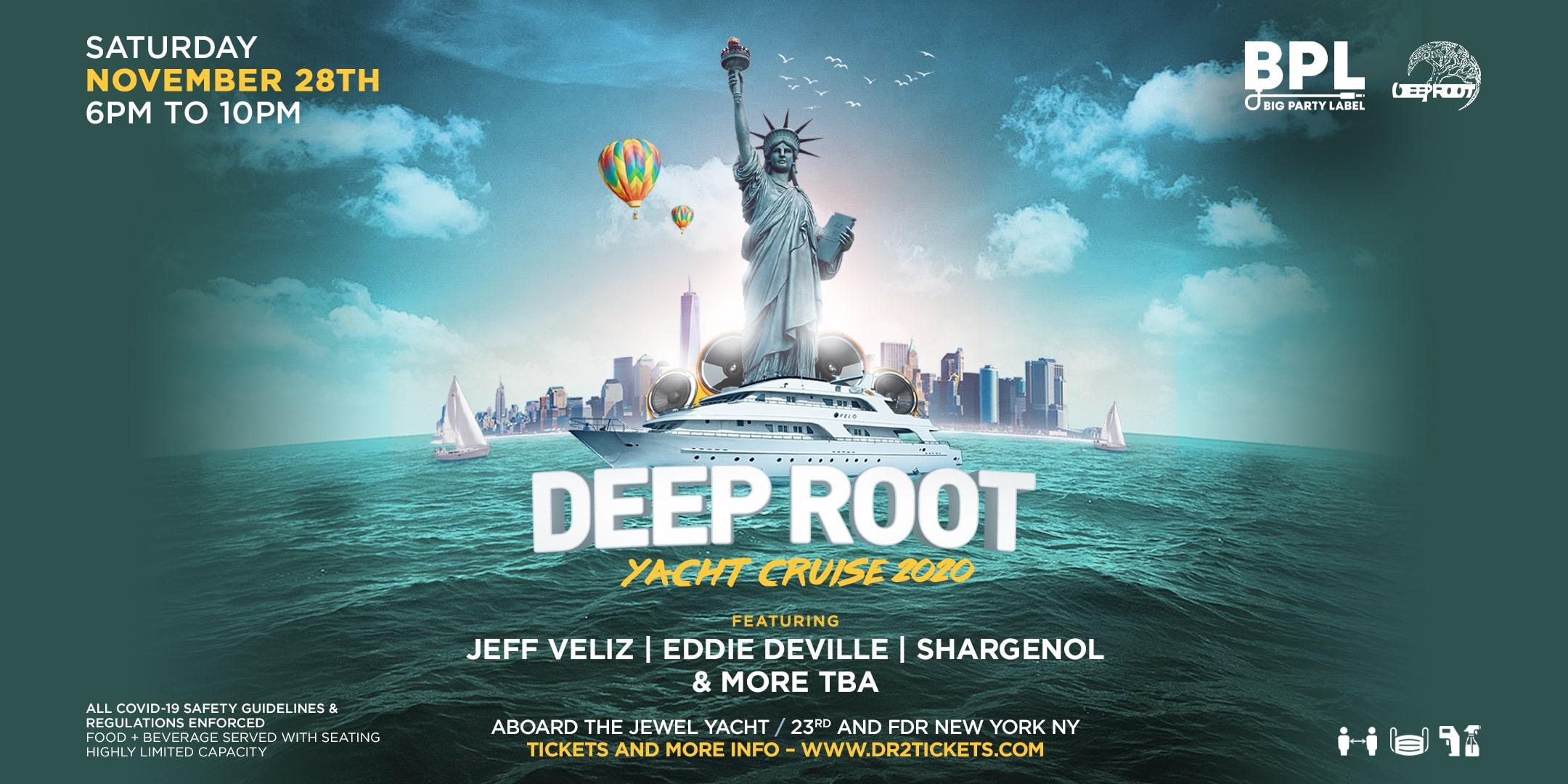 Deep Root Cruise On The Jewel
