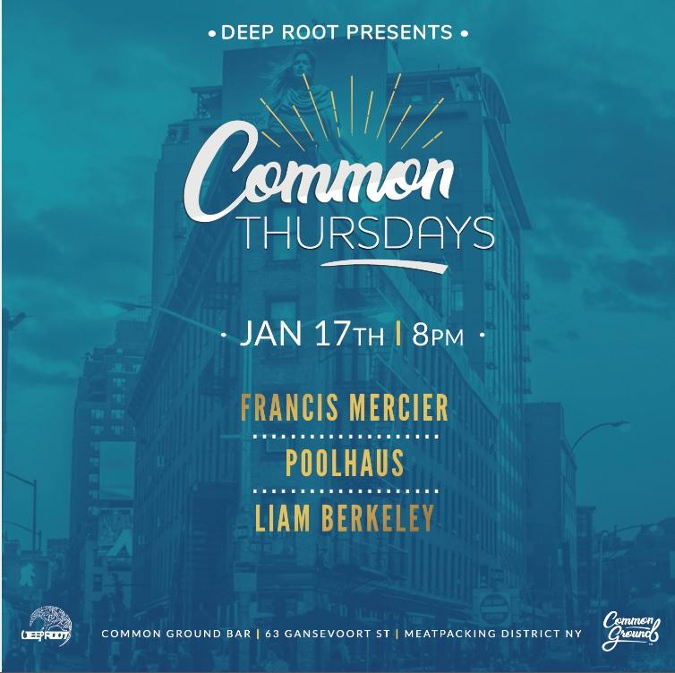 Common Thursday – January 17th