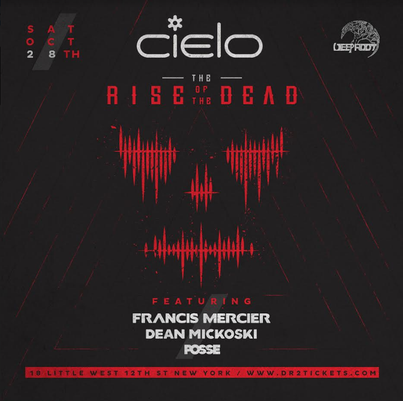 Halloween At Cielo – Rise Of The Dead