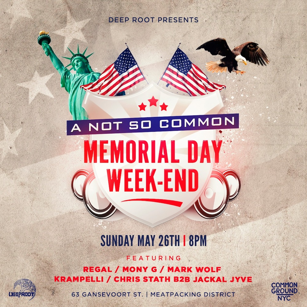 A Not So Common Memorial Day Weekend
