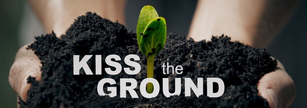 Kiss The Ground screening sponsored by the City of West Palm Beach Office of Sustainability