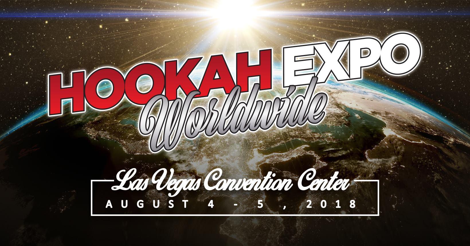 Hookah Expo Worldwide 2018 August 4-5