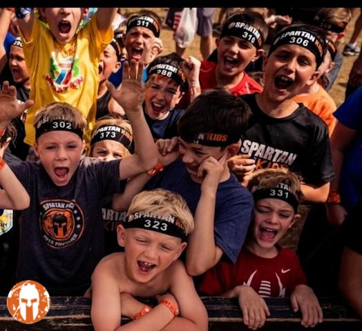 Ontario - Blue Mountain Spartan Kids Race - October 23rd & 24th 2021