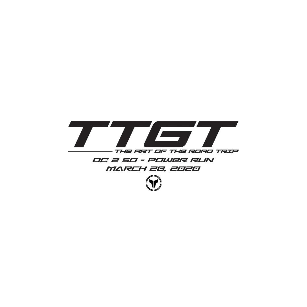 TTGT - The Art Of The Roadtrip