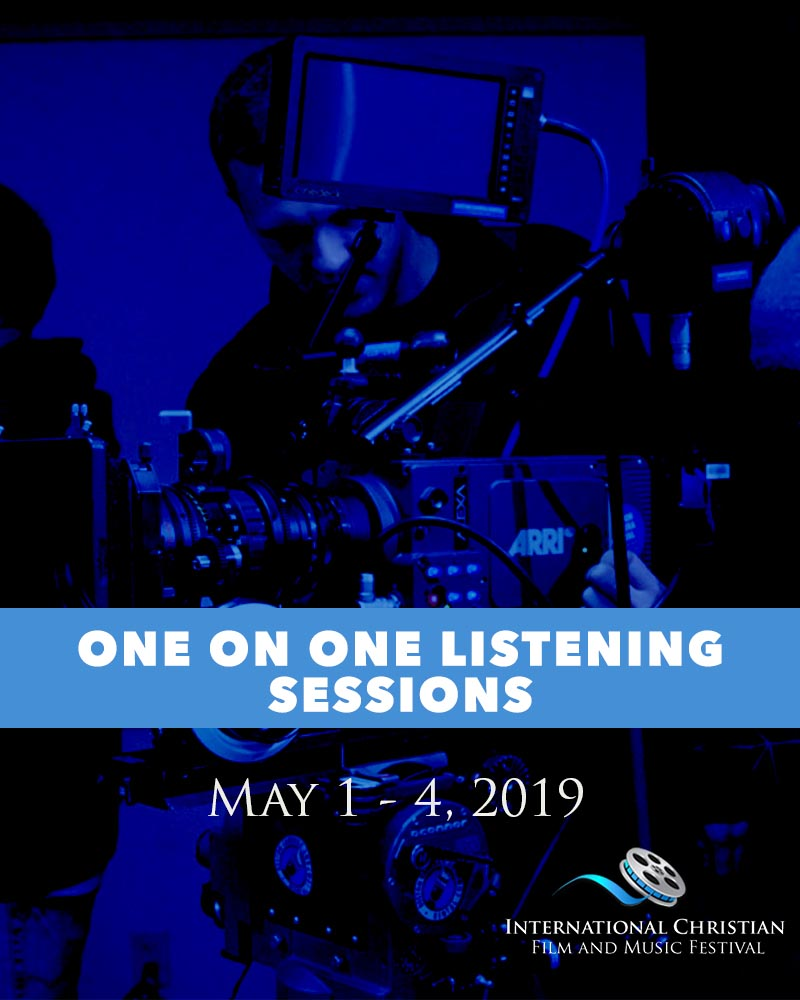 PRIVATE ONE ON ONE LISTENING SESSION