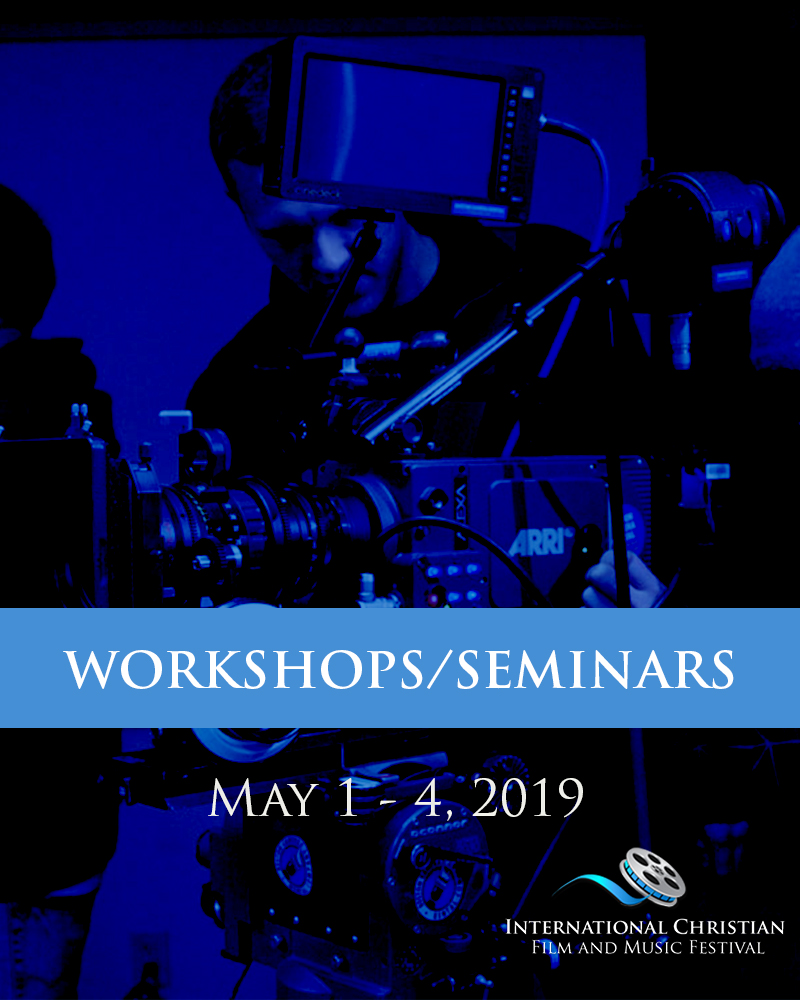 WORKSHOP/SEMINARS (ONLY) TICKET - International Christian Film and Music Festival