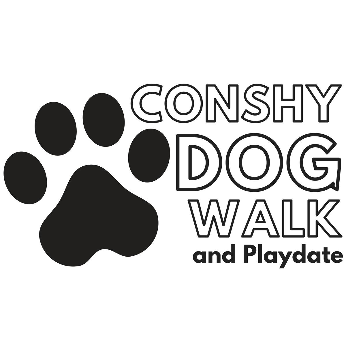 Conshy Dog Walk and Playdate presented by Pooch Patrol