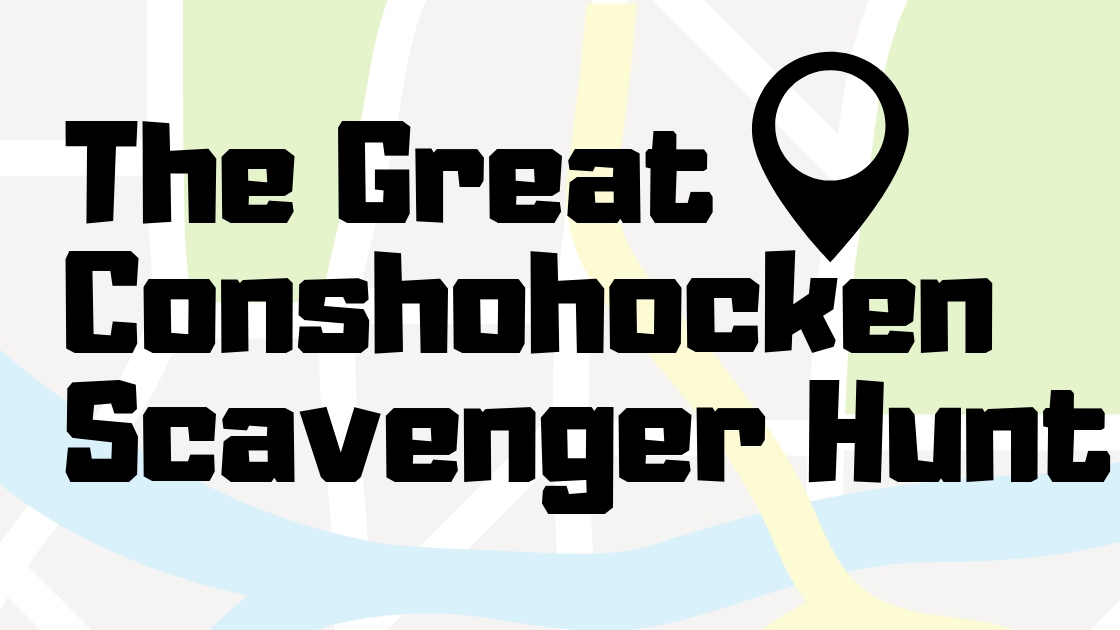 The 2019 Great Conshohocken Scavenger Hunt