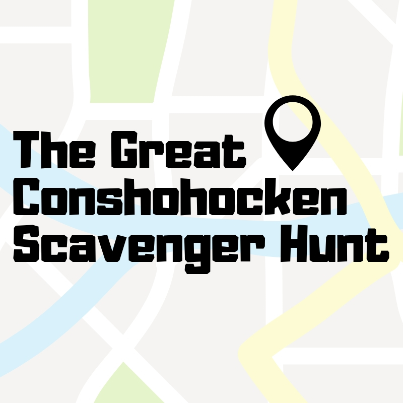 The 2019 Great Conshohocken Scavenger Hunt