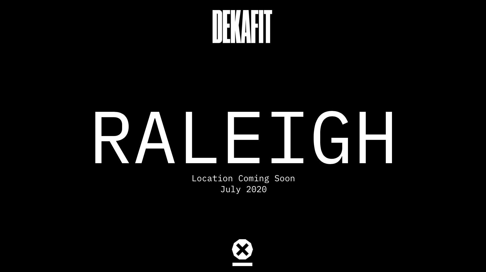 DEKAFIT North Carolina - PRE REGISTRATION